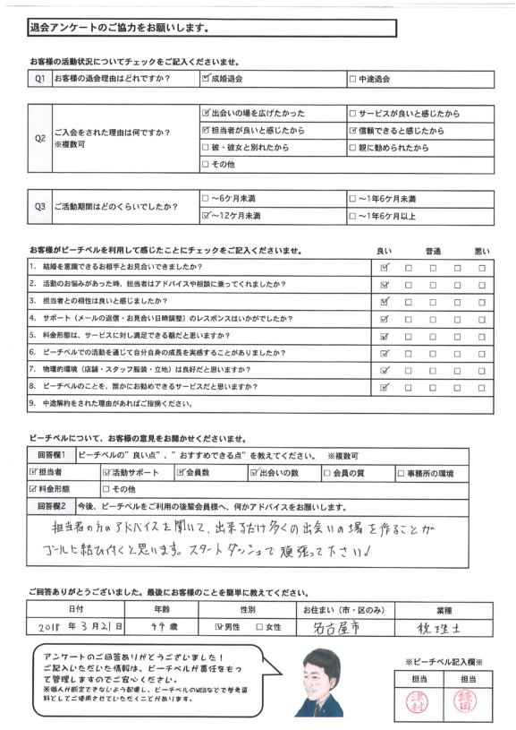 20180328|退会アンケート