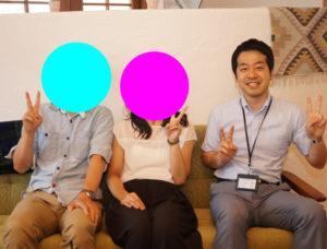 成婚退会の報告|活動5ヶ月|名古屋市30代カップル
