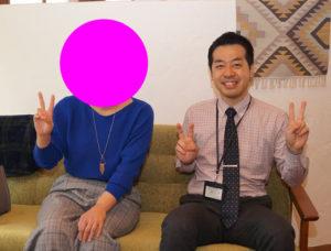 結婚相談所 成婚報告|豊明市在住 40歳 女性会員様