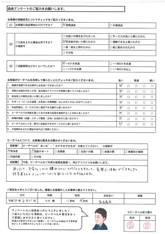 退会アンケート|20180718