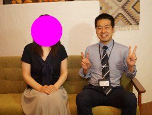 結婚相談所 再婚報告|豊明市 40代 シングルマザー事例