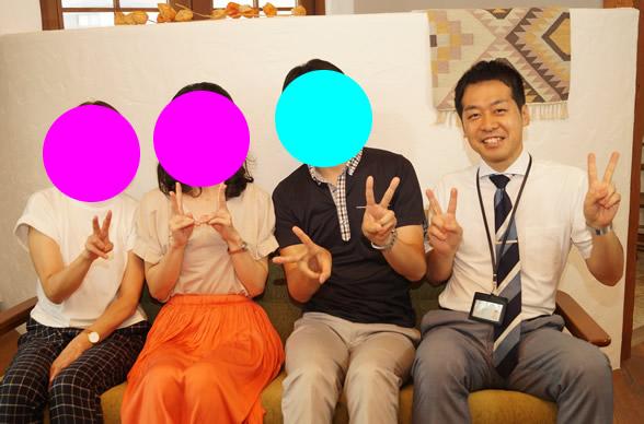 201909054|成婚退会・記念写真