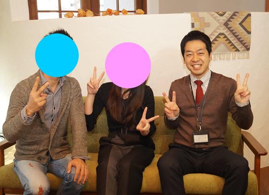 20191115 成婚退会・記念写真
