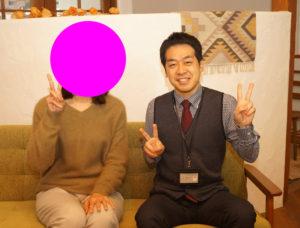 結婚相談所 入会から1年未満で成婚退会|名古屋駅周辺に勤務 40歳女性の事例