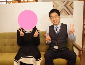 名古屋 女子大 御三家×国立大 メーカー総合職カップルの結婚相談所 成婚事例